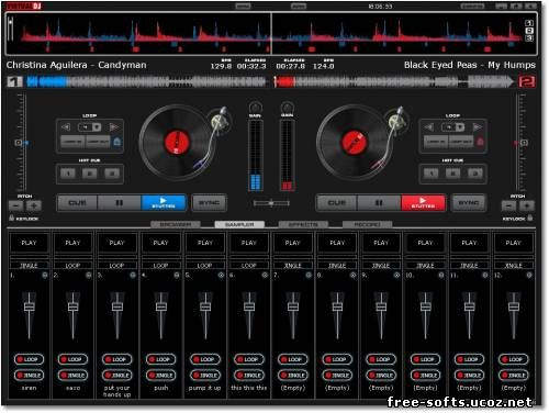 Virtual dj - скачать virtual dj free pro, virtual dj pro - отличная. .